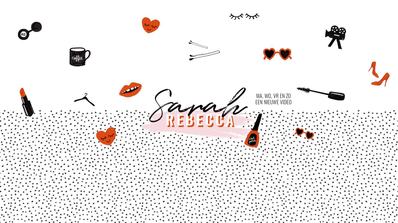 sarah rebecca huisstijl