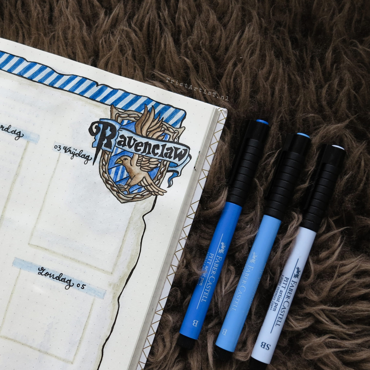 harry potter journal ravenclaw
