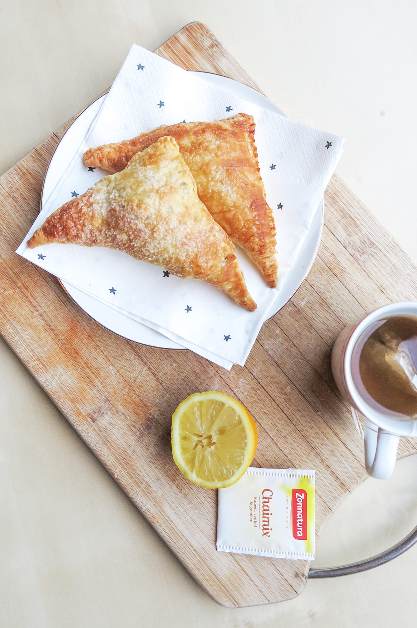 Vegan Friday – Apple turnovers