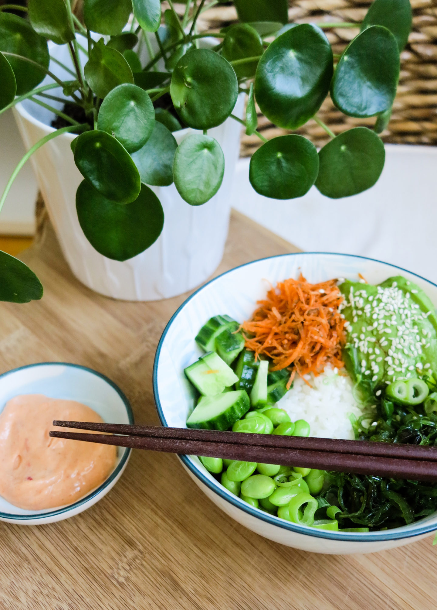 Vegan Friday – Sushi Poke Bowl