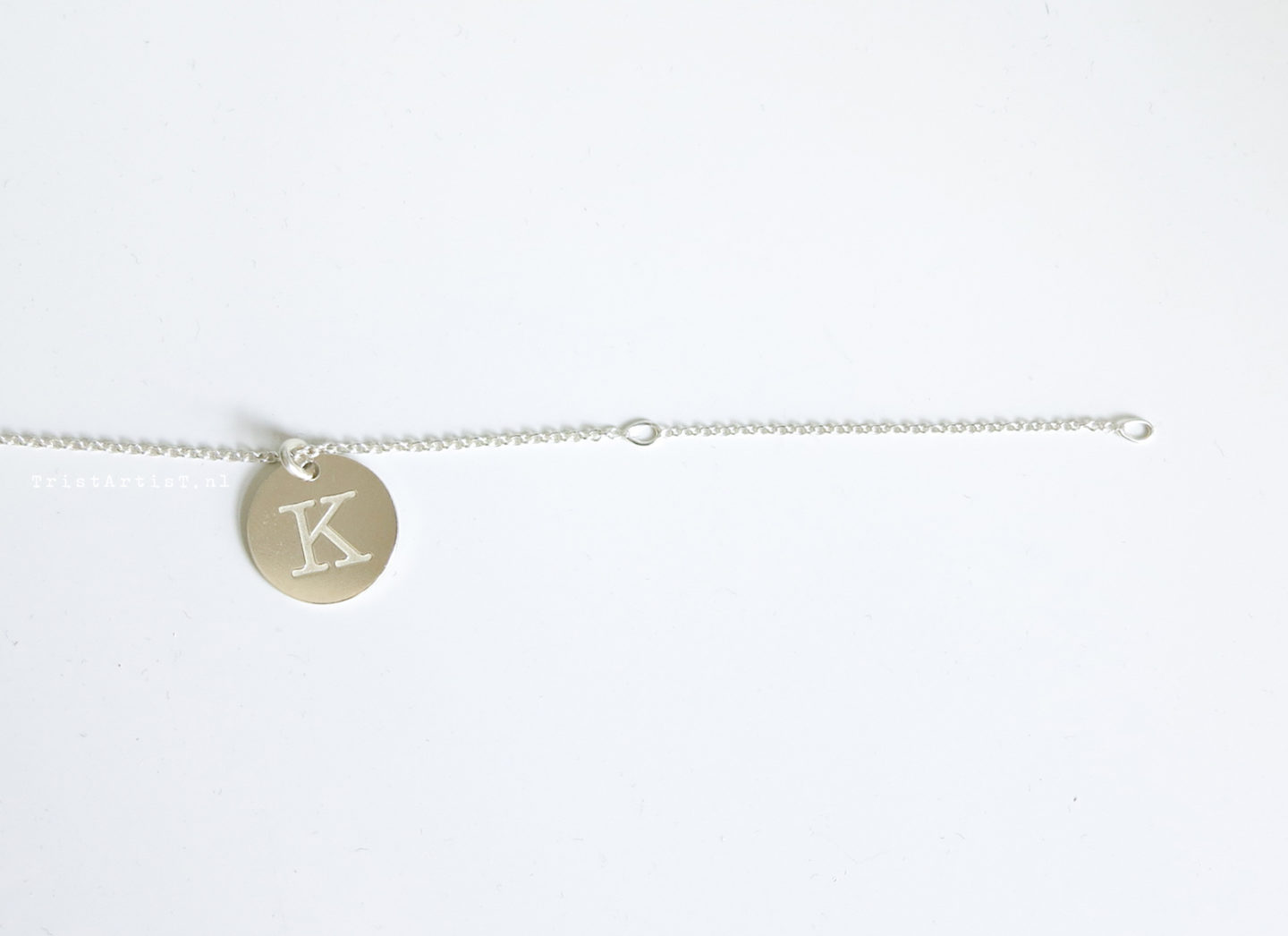 GIVEAWAY Names4ever Letter necklace