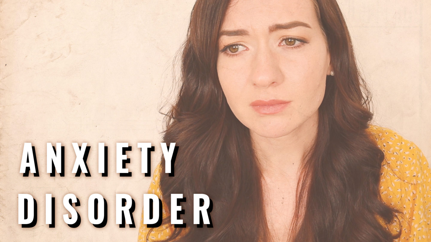 MY ANXIETY DISORDER STORY ★ THE HEALING JOURNEY