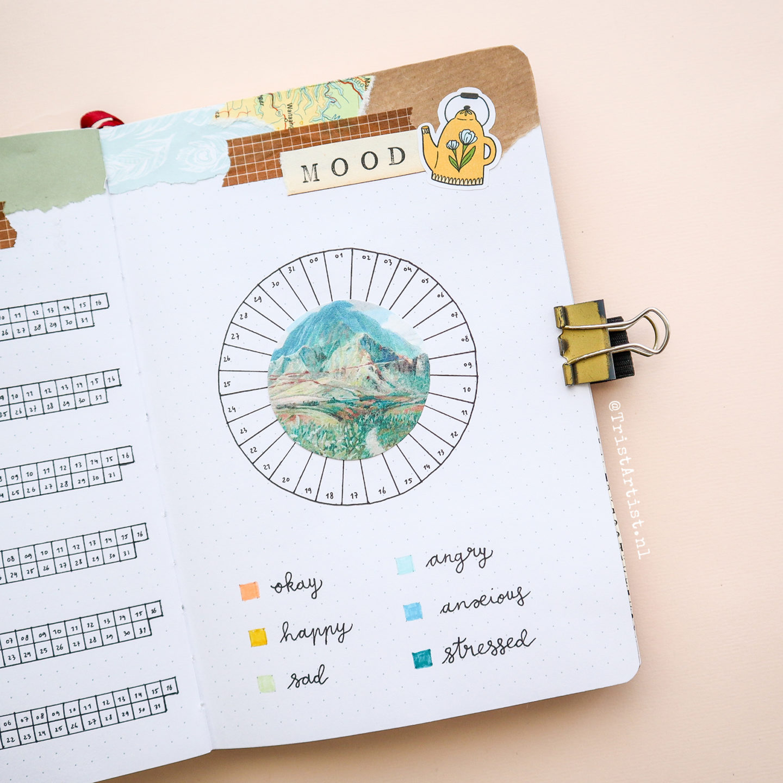 Adventure Bullet Journal Theme