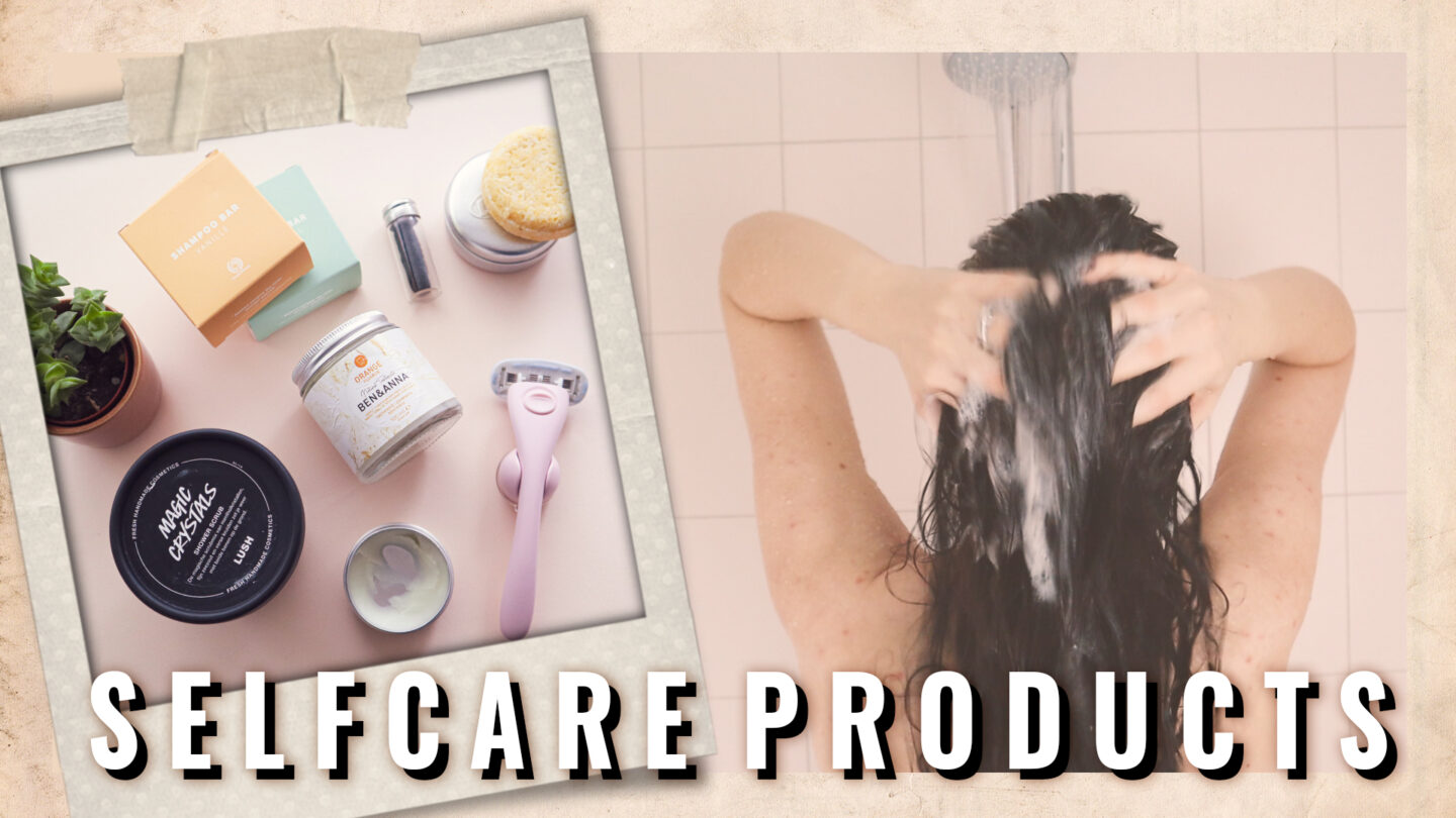 SELFCARE PRODUCTS ★ VEGAN + CRUELTY FREE + ZERO WASTE ★ THE HEALING JOURNEY
