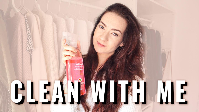 DEEP CLEAN WITH ME – DECLUTTER & ORGANISATION MOTIVATION