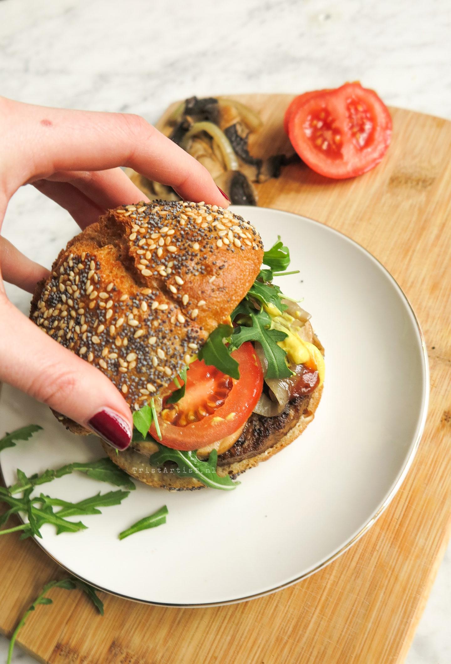Vegan Friday – Rocket Burger