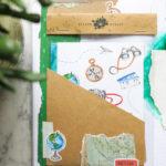 wanderlust travel set bullet journal