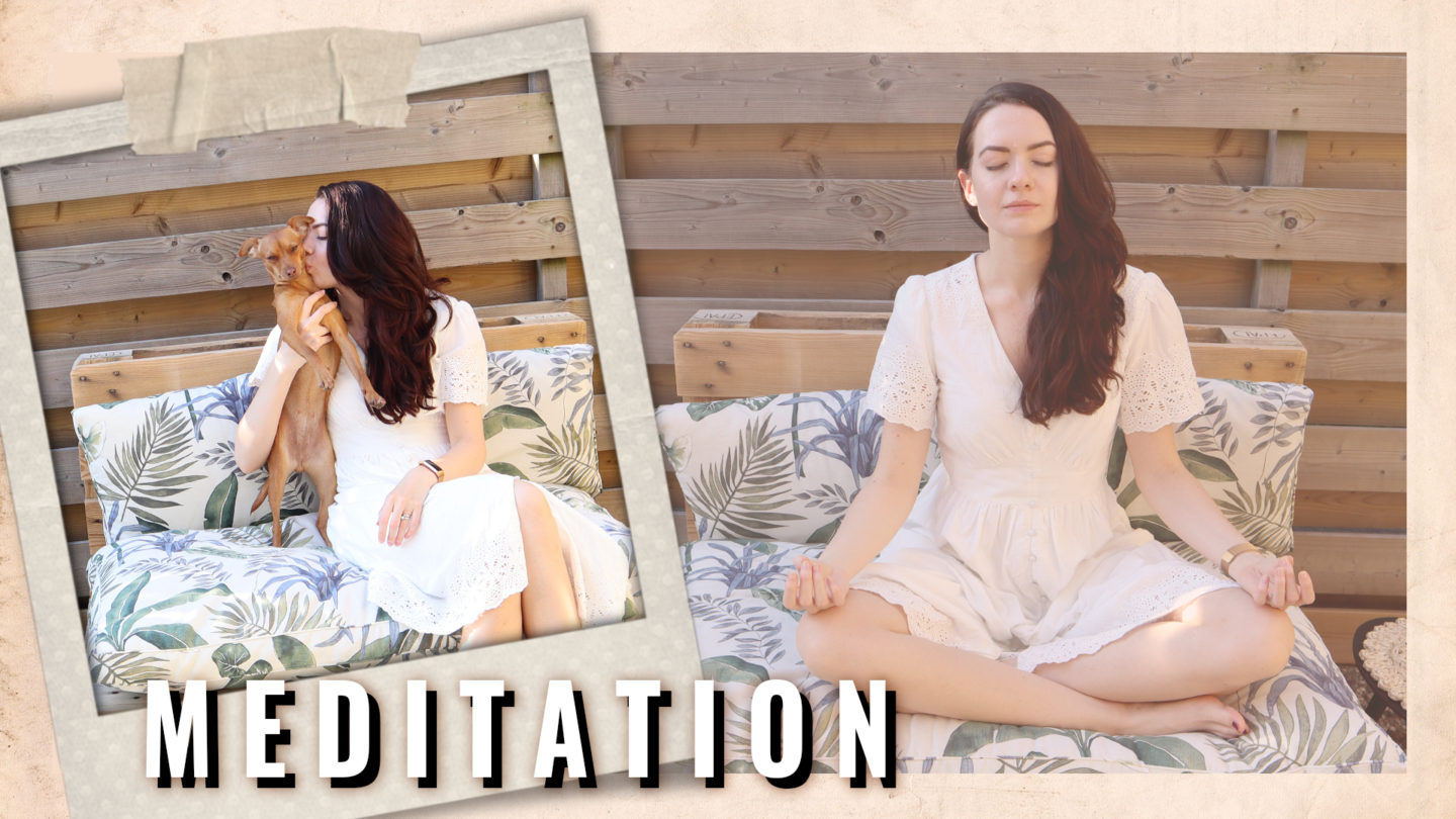 HOW TO MEDITATE ★ THE HEALING JOURNEY ★ VLOG #2