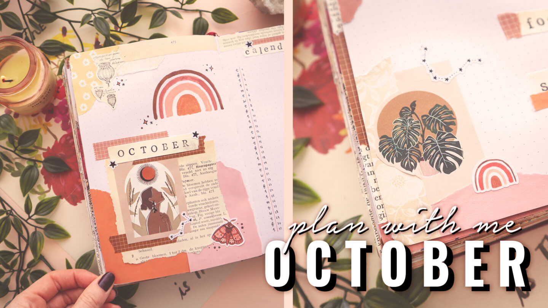 SPIRITUAL WOMAN ★ BULLET JOURNAL THEME ★ OCTOBER 2020