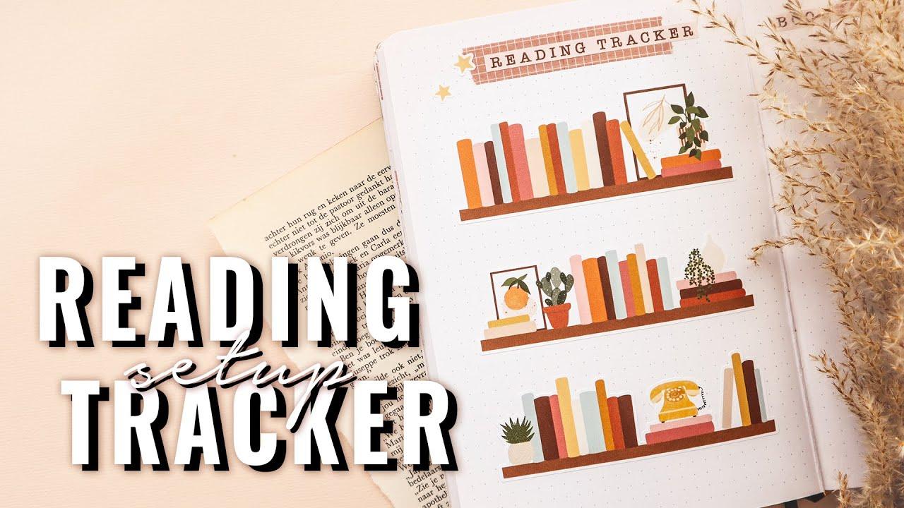 BULLET JOURNAL READING TRACKER + 3 MUST-READ BOOKS FOR STRONG WOMEN